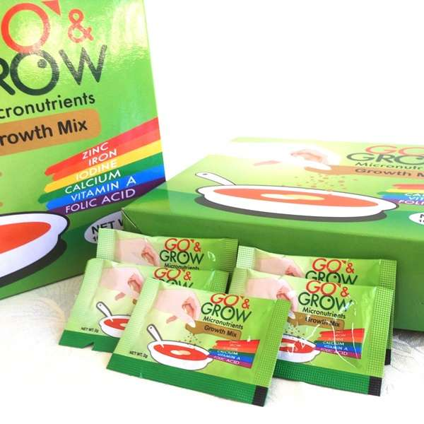 Micronutrients Growth Mix